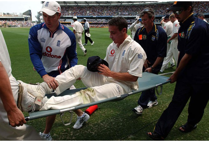 Five Most Horrifying Injuries In The Cricket Field 1