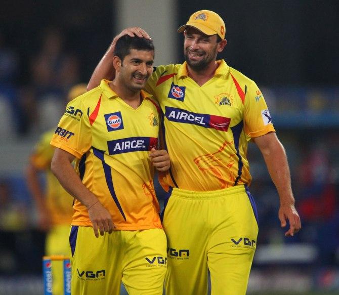 Sharma ripped through Mumbai's batting line-up