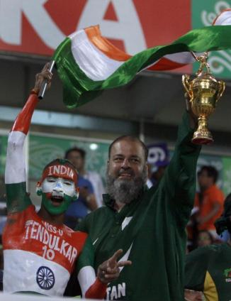 Pakistan are looking to host India in the United Arab Emirates in the latter half of 2015