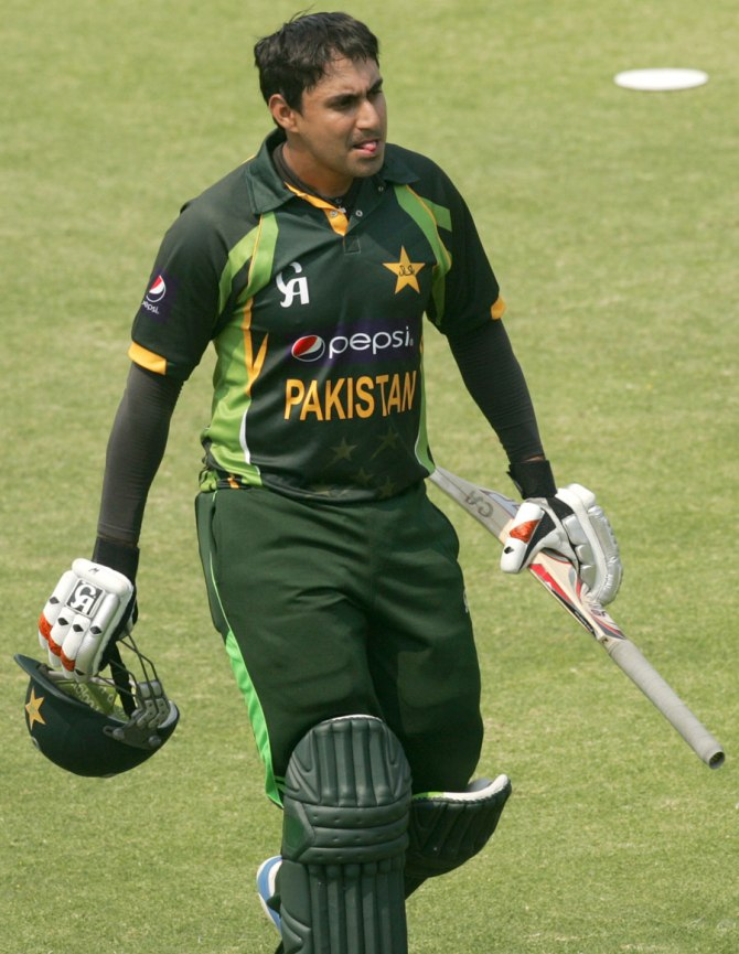 Jamshed was one of the players that were fined