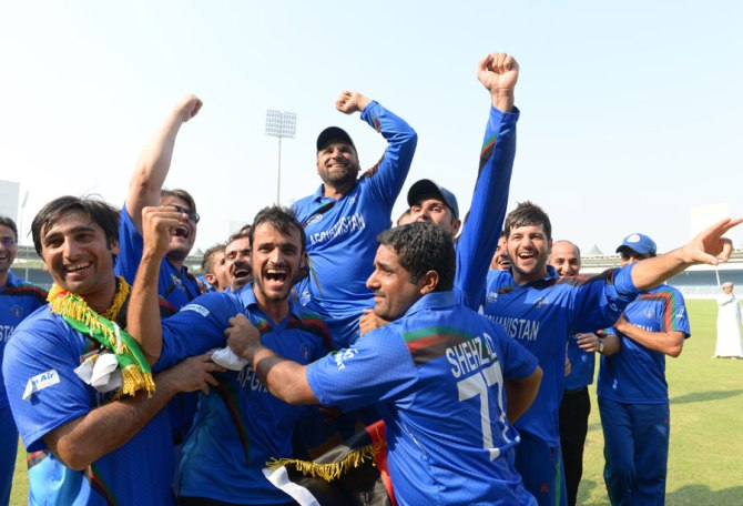 Afghanistan had a stellar 2013 as they attained ODI status and qualified for their maiden World Cup