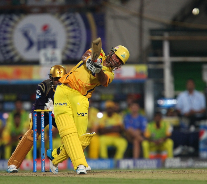 Raina scored a valiant 65