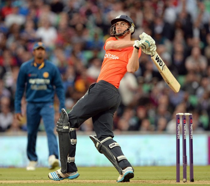 Hales could potentially make his ODI debut