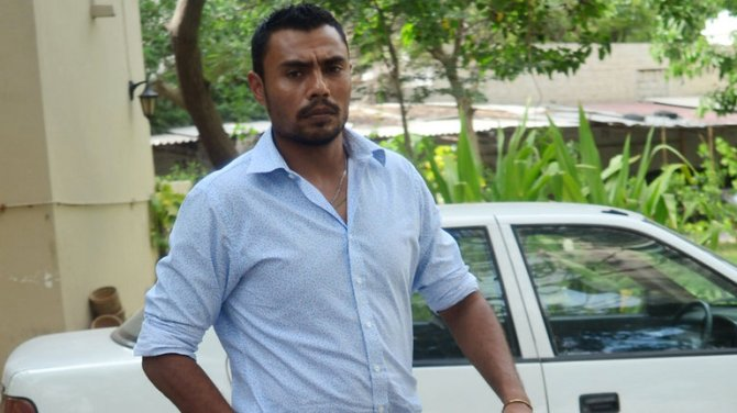 Kaneria was banned from participating in any cricket tournament in 2012