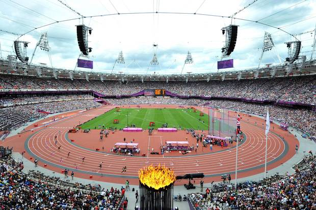 """""""In principle there is an agreement that a two-week festival of T20-type cricket could be played at the Olympic Park from 2016"""""""