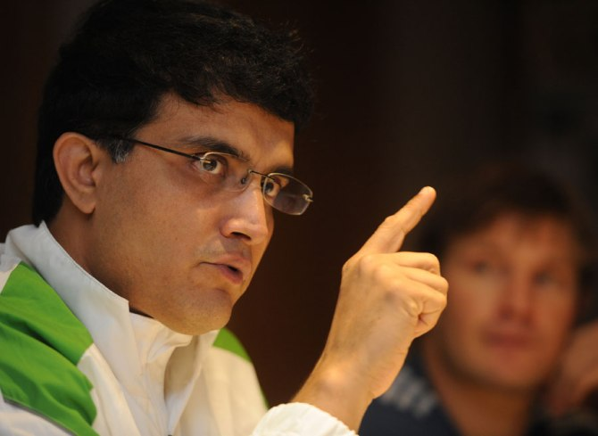 """""""We had requested Sourav Ganguly to join the IPL probe panel and he has agreed to join us in the investigations"""""""