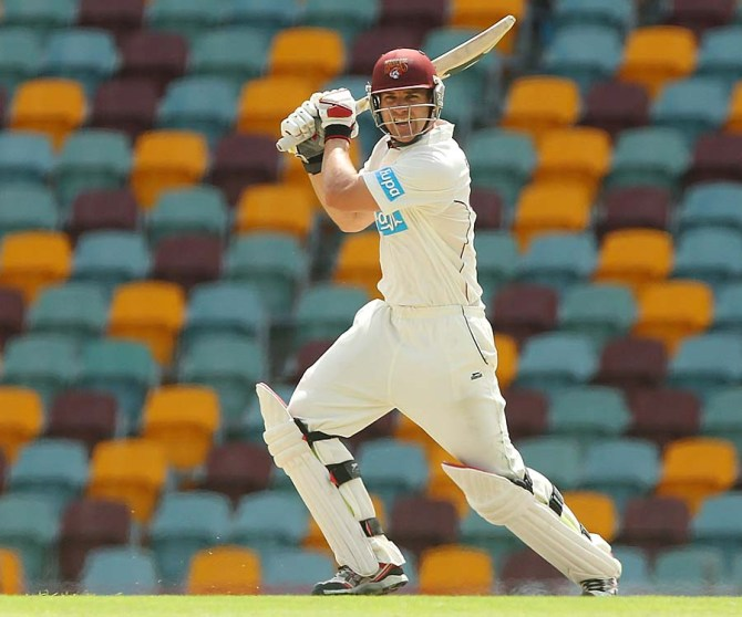 """I really appreciate all the help and support that I have received from Queensland Cricket over the past three years and especially over the past couple of months leading up to this difficult decision to leave professional cricket"""