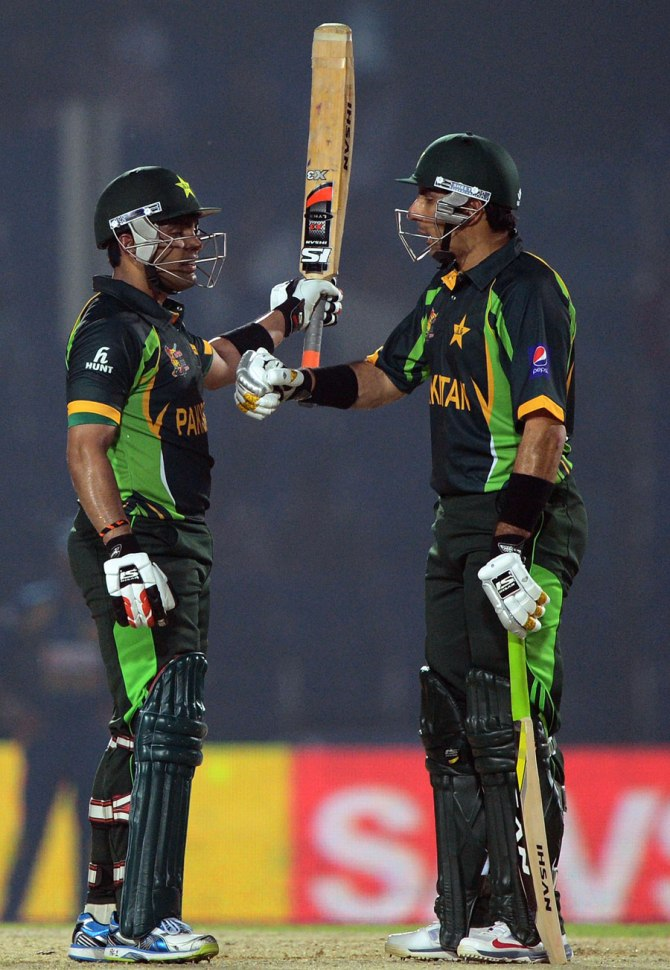 """""""To me there are lots of players who could be given the captaincy...like Azhar Ali and Umar Akmal"""""""