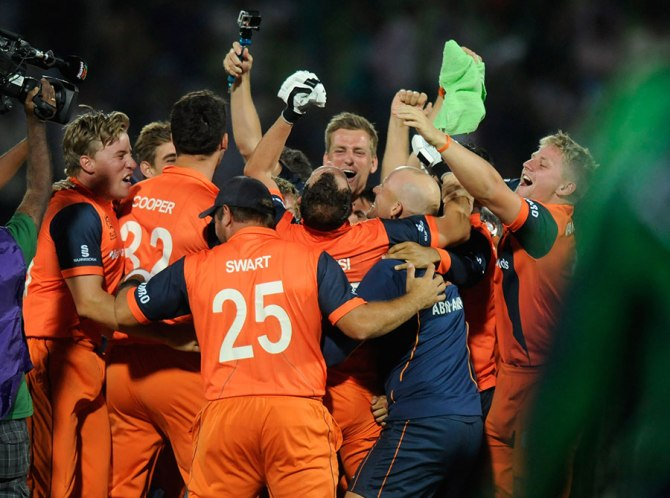 Netherlands were awarded Twenty20 International status even after they lost their ODI status