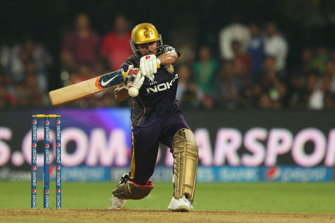 Pandey was named Man of the Match for his match-winning knock of 94