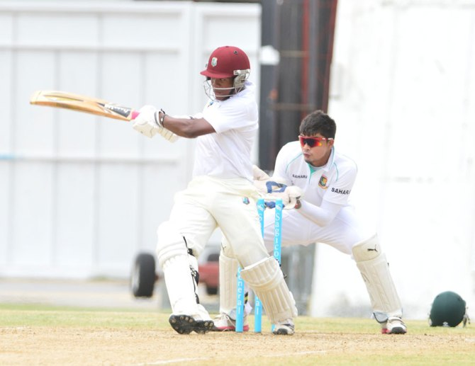Johnson represented the West Indies in three ODIs in 2008