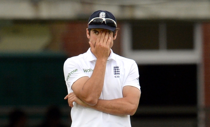 Cook will be fined 20 per cent of his match fee