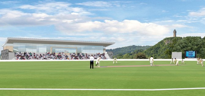 This is what the new pavilion is set to look like at New Williamfield