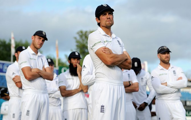 """I saw in Cook at Headingley the same look Andrew Strauss had when he played his last Test at Lord's"""