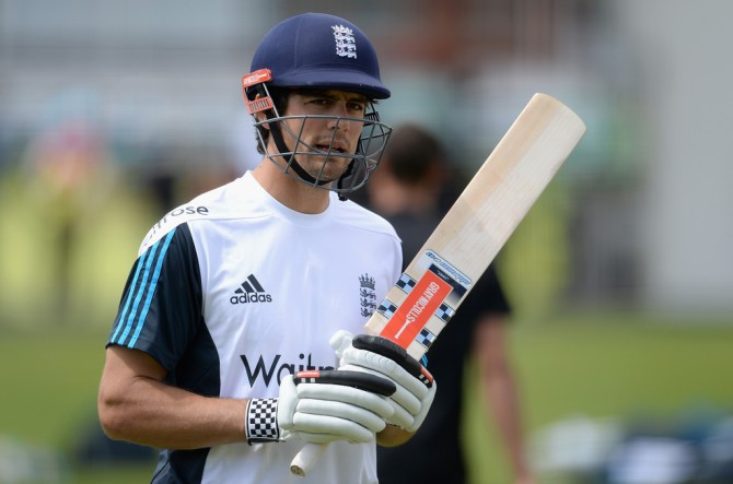 """If Cook wants to stay boring and be the same old England by bowling wide of off stump and trying to build up pressure slowly then he has chosen the wrong path"""