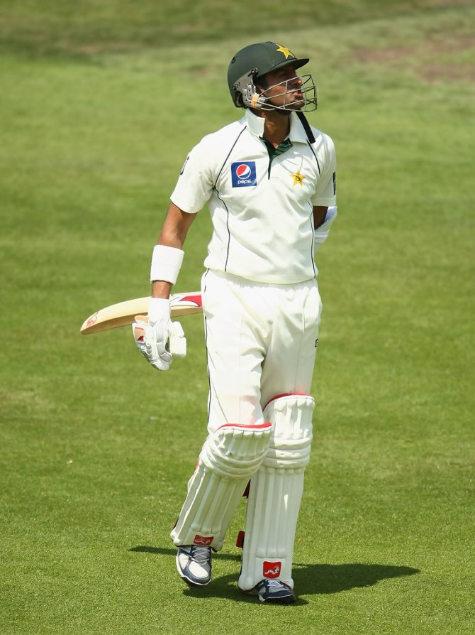 """""""Wherever I play cricket I get the opportunity to bowl apart from when I am playing for Pakistan"""""""