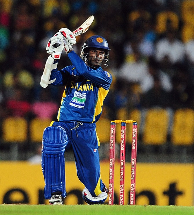 Tharanga has only represented Sri Lanka in one ODI in the last year