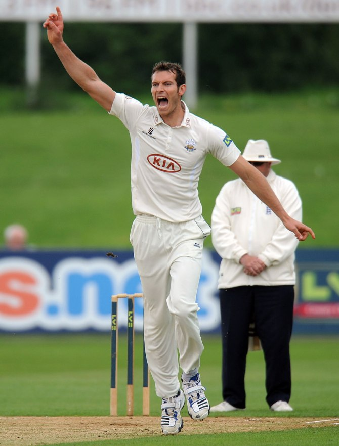 Tremlett only signed a one-year contract