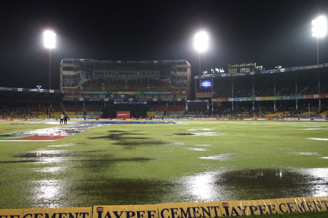 Many of last year's CLT20 fixtures were rescheduled due to heavy rain