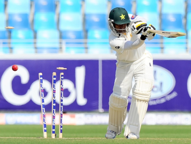 Hafeez has been struggling to find some form with the bat for some time now