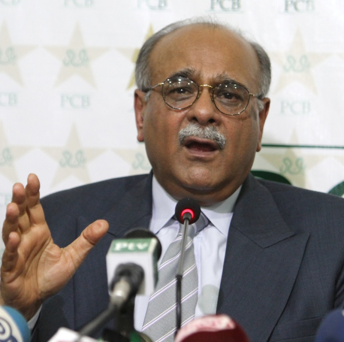 Sethi is reportedly not running for the position of chairman when the elections begin
