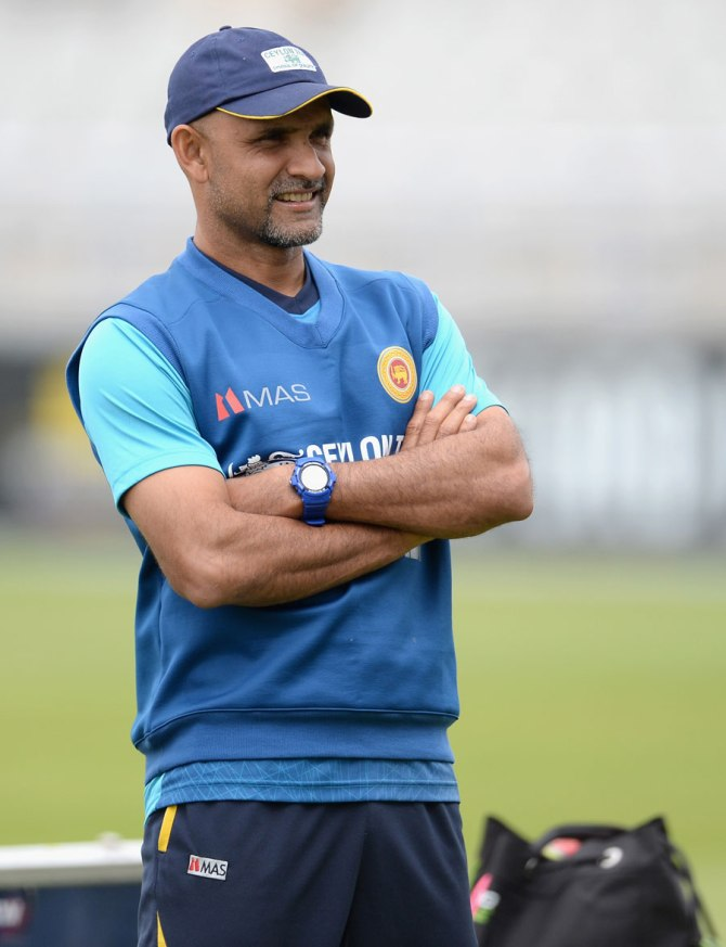 Atapattu is the frontrunner to become Sri Lanka's permanent head coach