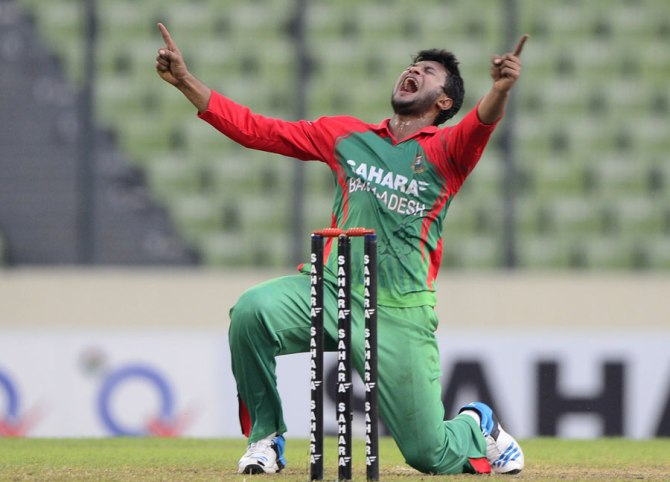 """I want to play for Bangladesh at least till the 2023 World Cup"""