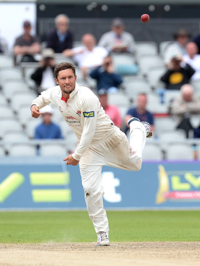 Kerrigan is likely to be picked for the second Test at Lord's