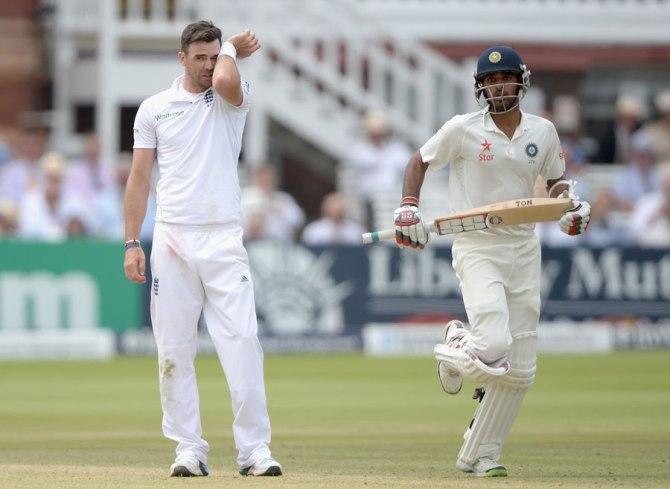 Kumar registered his third half-century in four innings
