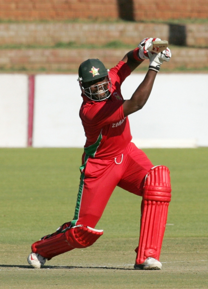 Masakadza was named Man of the Match for his gutsy innings of 84