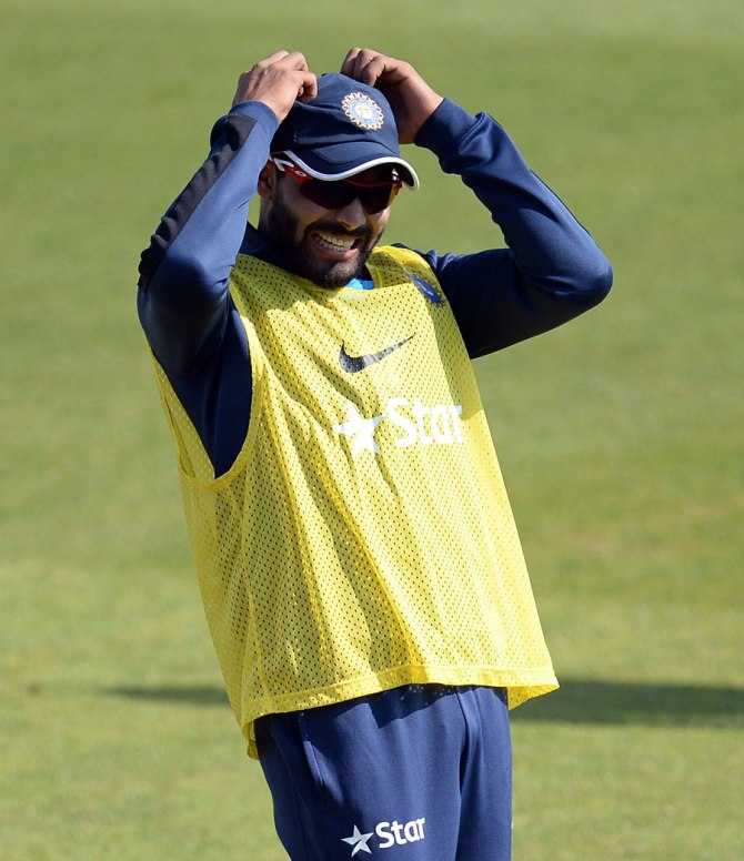 """Jadeja was found guilty of """"conduct contrary to the spirit of the game"""""""