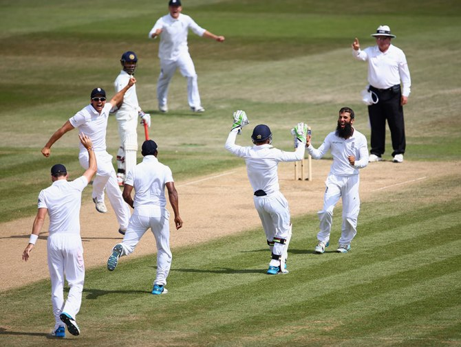 """England bounced back with an almost perfect performance"""
