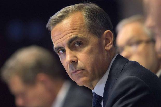 King was stunned by Carney's decision to ban the Bank of England's annual cricket match