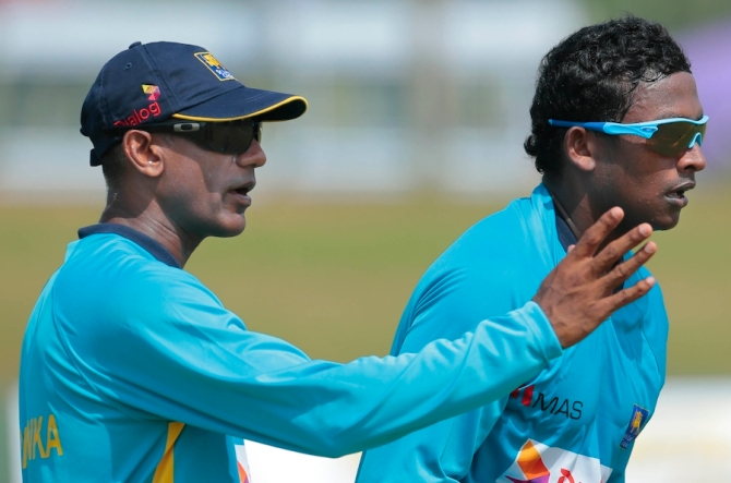 It is understood that Kalpage received an offer to become Bangladesh's fielding coach