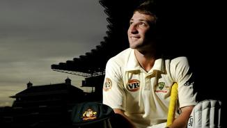 Hughes will officially remain on 63 not out
