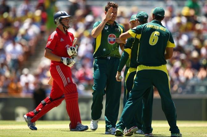 The first match of the ODI tri-series will see Australia go head-to-head with England