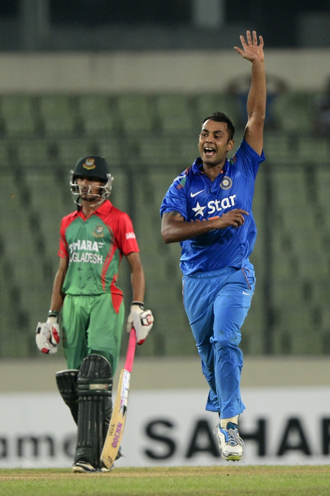 """""""I was bowling consistent 125 kmph and I have added 3-4 kmph to that"""""""