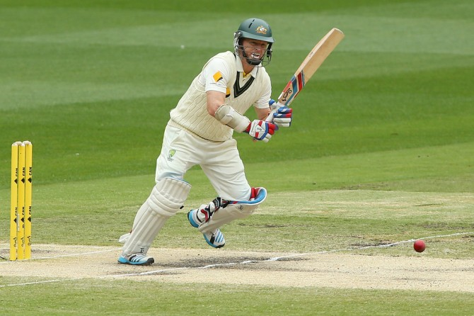 Rogers' excellent form with the bat continued