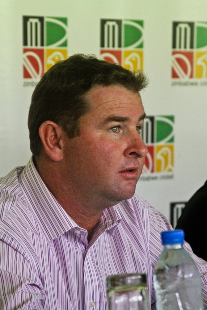 Campbell will replace Mukondiwa as Zimbabwe Cricket's managing director