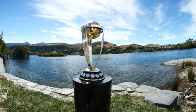 A Super Over will come into effect if the World Cup final ends as a tie