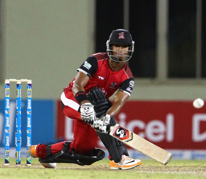 Pooran will have his left leg surgically repaired