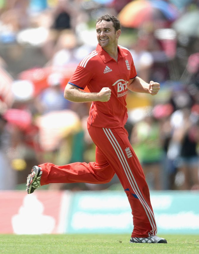 """""""He's a solid all-round cricketer so we expect him to slot in and play a similar role as the one Dan performed for us"""""""