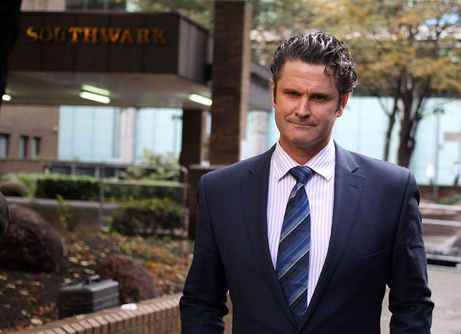 Cairns pleaded not guilty to charges of perjury and perverting the course of justice