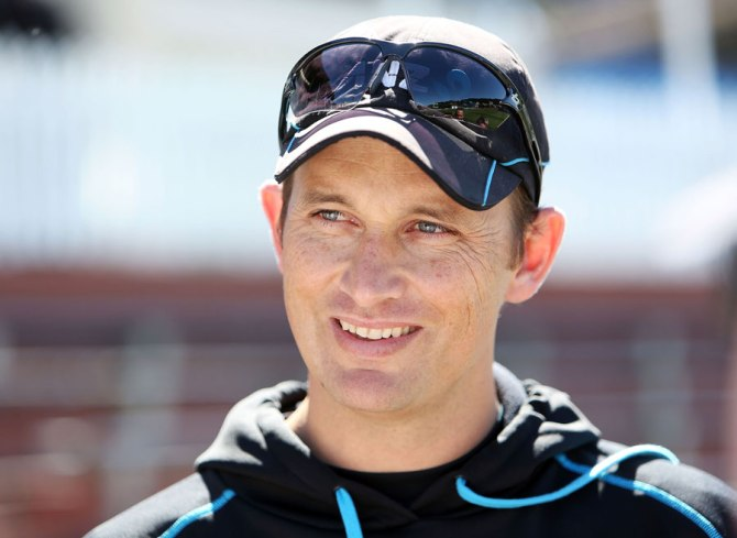 Bond became New Zealand's bowling coach in October 2012