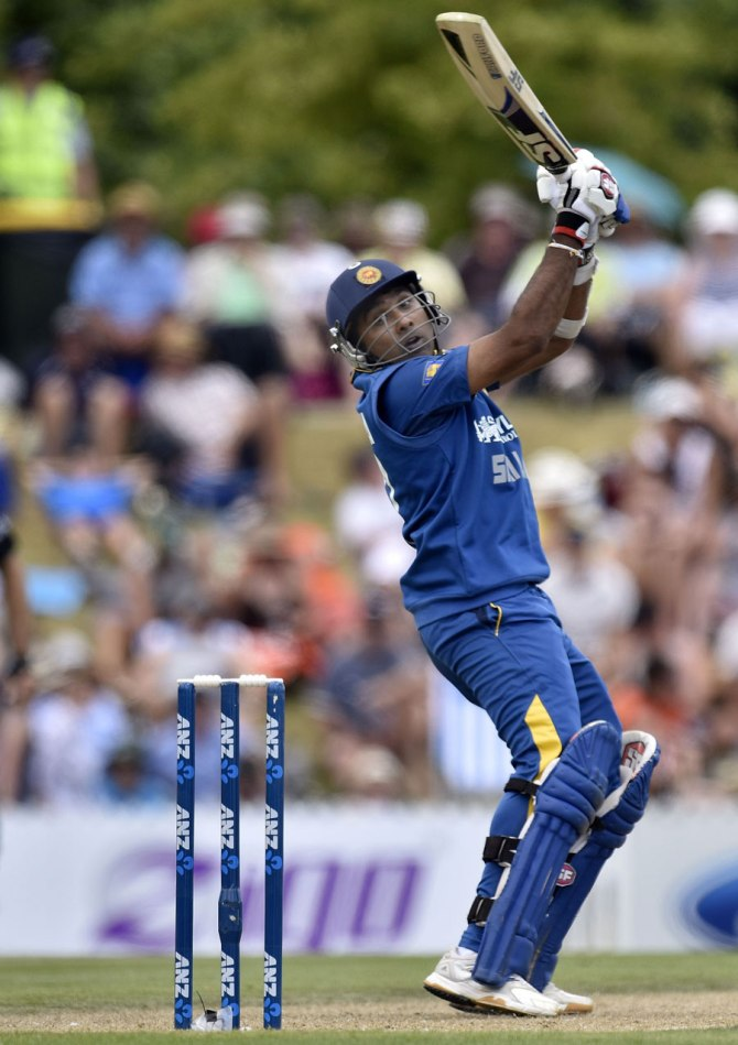 Jayawardene made a gutsy 94