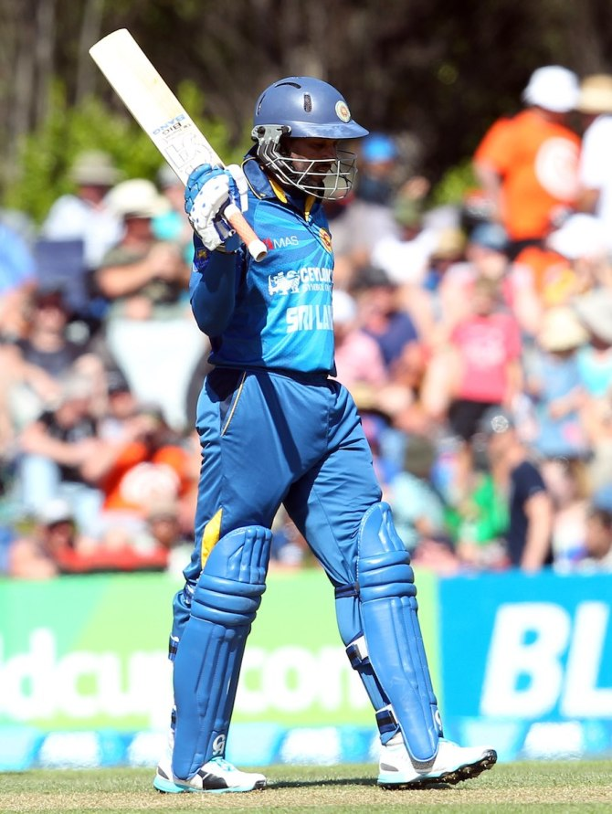 Dilshan's 20th ODI century went in vain