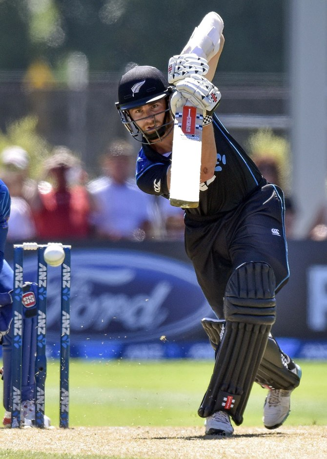 Williamson's sublime form with the bat continued