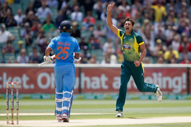 Starc finished with a career-best 6-43 off 10 overs