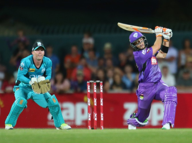 Paine was named Man of the Match for his magnificent knock of 55