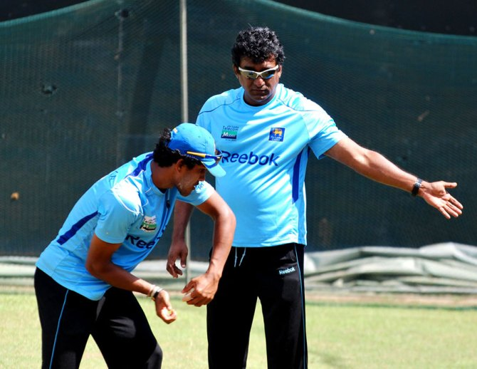 Ratnayake will primarily work with Sri Lanka's bowling attack